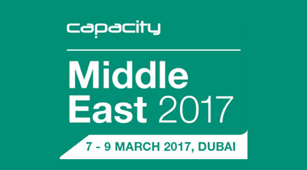 Capacity Middle East 2017
