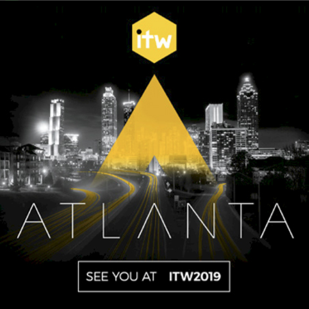 ITW 2019, 23 - 26 June – Atlanta, Georgia USA